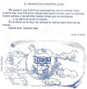 MARTES DE NIÑOS ESCRITORES, 8º